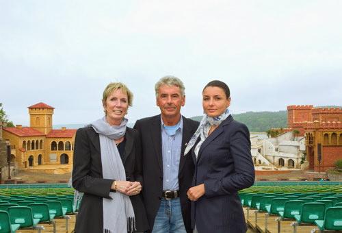 Familie Hick – Veranstalter der Störtebeker Festspiele in Ralswiek auf Rügen