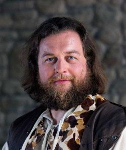 Schauspieler Thomas Kornack von den Störtebeker Festspielen in Ralswiek auf Rügen